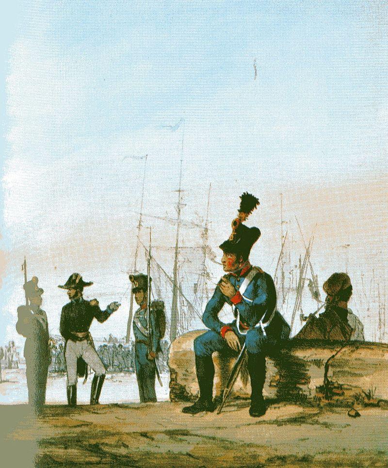 Osztrák haditengerészek