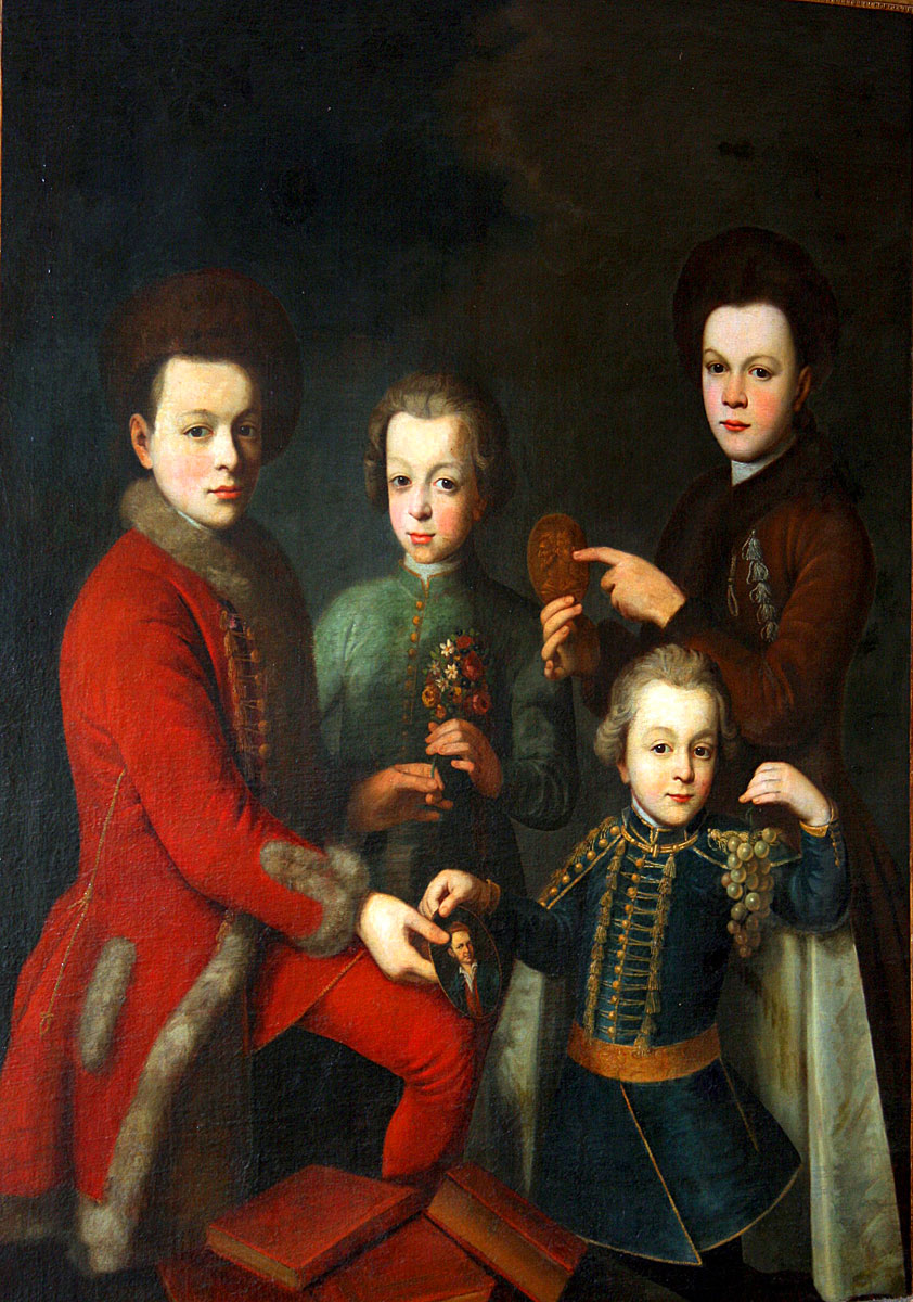 Arisztokrata gyermekek